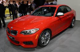 BMW 2 Series получит полный привод в 2015 году
