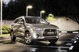 В России появился обновленный Mitsubishi ASX