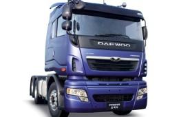Автомобили Daewoo в России: теперь и грузовики