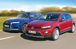Volkswagen Golf станет кроссовером