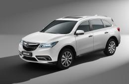 Кроссовер Acura MDX в России подорожал