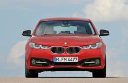 BMW 1-й серии получит передний привод