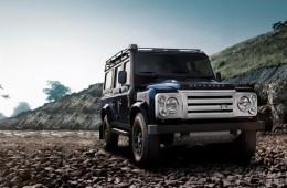 Land Rover построил «русский» Defender