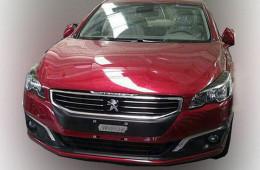 Peugeot покажет обновленный седан 508 в Москве