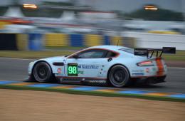 Гоночные Aston Martin получат кондиционеры на солнечных батареях