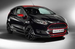 Ford поставил на «Фиесту» самый мощный 1-литровый мотор