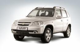 Новую Chevrolet Niva покажут в августе