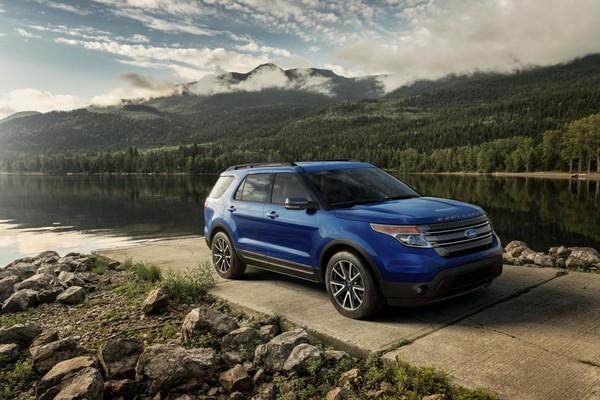 Ford Explorer получил мини-обновление