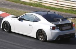 Toyota вывела на тесты экстремальную GT 86