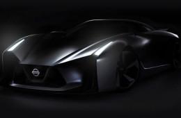 Nissan создал суперкар для виртуальной реальности