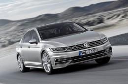 Новый Volkswagen Passat: официальные фото