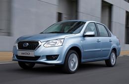 Цены на бюджетный седан Datsun on-DO начинаются с 329 000 рублей