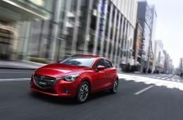 Mazda показала новую «двойку»