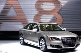 Гибридный Audi A8 e-tron получит новейший дизель
