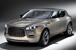 Aston Martin не будет выпускать внедорожник