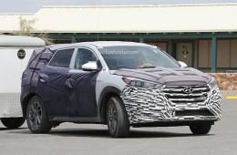 Hyundai начал тесты нового ix35