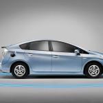 Новая Toyota Prius может получить полный привод