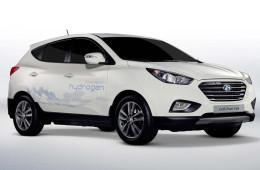 Сколько может проехать водородный Hyundai ix35 на одной заправке?
