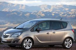 Из Opel Meriva сделают кроссовер