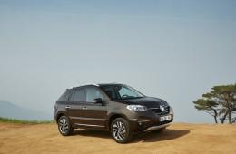 Renault Koleos сменит поколение только через два года