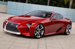 Седан Lexus LS со сменой поколений изменится до неузнаваемости