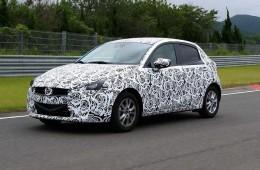 Новая Mazda 2: первая информация