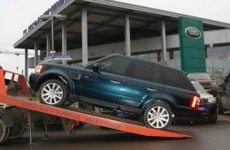 Стриптиз не помог тулячке спасти машину от штрафстоянки