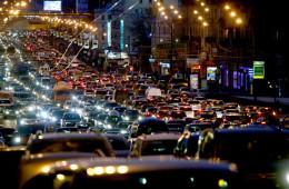 Пробки в Москве: что нас ждет в августе