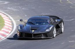 Ferrari выпускает трековый гиперкар