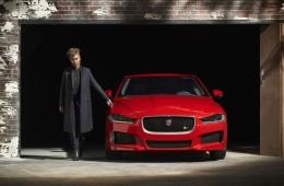 Jaguar XE – до премьеры осталось около месяца