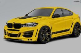 BMW X6 – есть первый тюнинг
