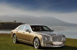 Bentley делает «горячий» Mulsanne