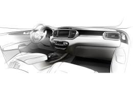 Салон нового Kia Sorento станет качественнее и «дороже»