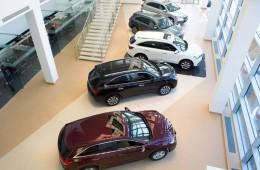 Россияне потратили на машины 31,5 млрд долларов за полгода