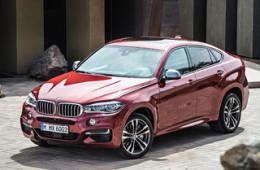 Посетители Московского автосалона не увидят новый BMW X6