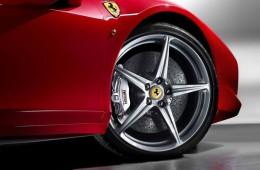 Ferrari представит в Женеве второй суперкар с турбомотором