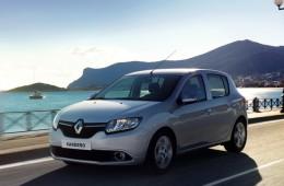Известна дата начала продаж нового Renault Sandero