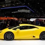 Lamborghini Huracan лишится полного привода