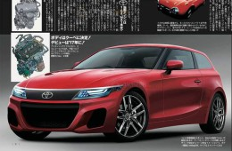 Toyota сделает автомобиль на базе BMW 1-й серии