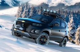 Внешность второго поколения Chevrolet Niva полностью раскрыта
