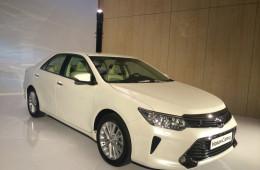 Обновленная Toyota Camry получила новый 2-литровый двигатель