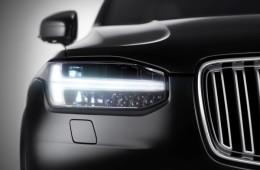 Volvo приоткрыла новый XC90