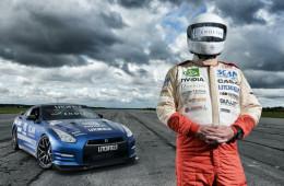 Слепой водитель установил мировой рекорд скорости