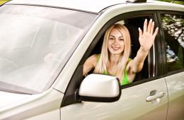 В Великобритании могут появиться выделенные полосы для женщин-водителей