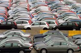 Продажи легковых автомобилей в Санкт-Петербурге снизились на 19%