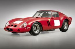 Уникальную Ferrari продали за рекордную сумму