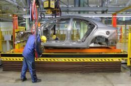 Автопроизводство в Украине упало в 9 раз