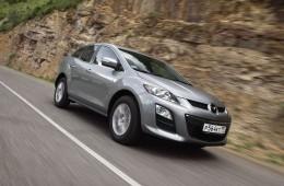 Mazda может вернуть в модельную линию среднеразмерный кроссовер
