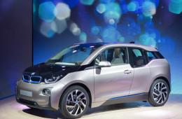 BMW переведет электромобиль i3 на водород
