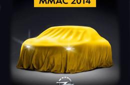 Opel представит в Москве загадочную новинку